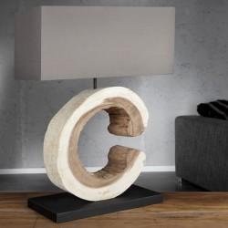 SCULPTURE Lampe de table