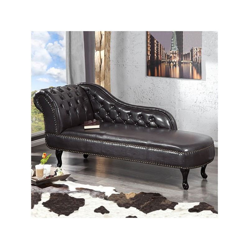 banquette m ridienne marron pour une d co retro et chic. Black Bedroom Furniture Sets. Home Design Ideas
