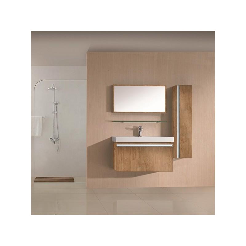 Meuble salle de bain coin for Salle bain online