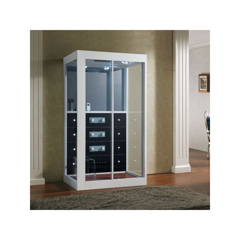 grande cabine de douche karera grande cabine de douche hammam design. Black Bedroom Furniture Sets. Home Design Ideas