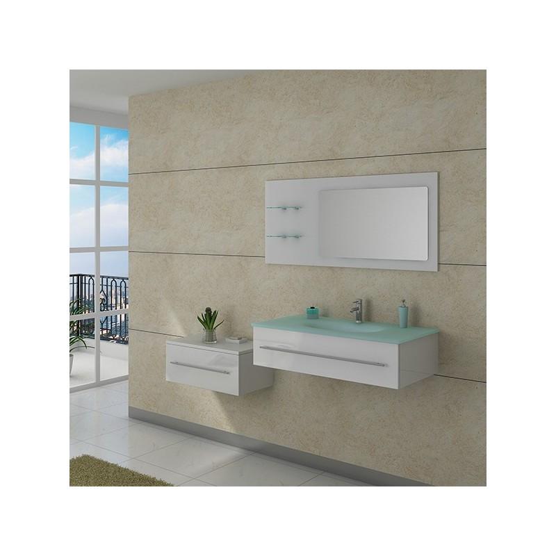 Meuble salle de bain ref dis682b for Meuble de salle de bain online