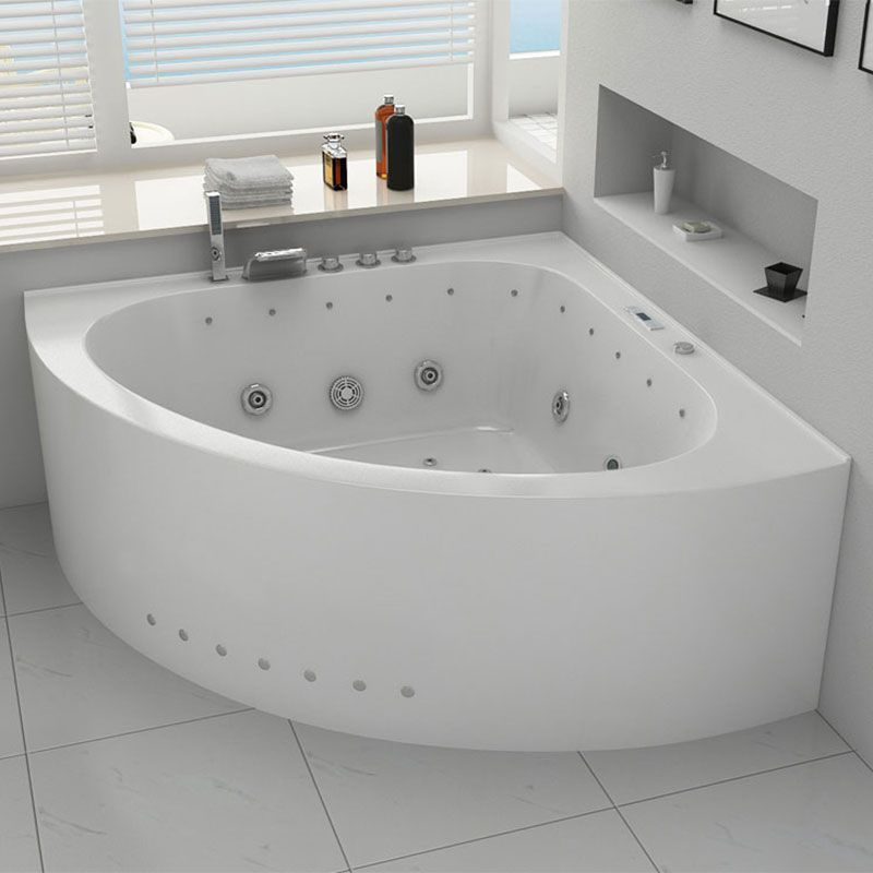 baignoire baln o d 39 angle armonie 34 jets. Black Bedroom Furniture Sets. Home Design Ideas