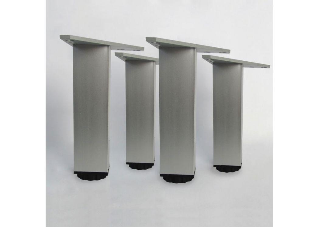 4 pieds poser sous votre colonne de rangement. Black Bedroom Furniture Sets. Home Design Ideas