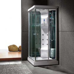 Panneau de commande cabine de douche SWAN hammam