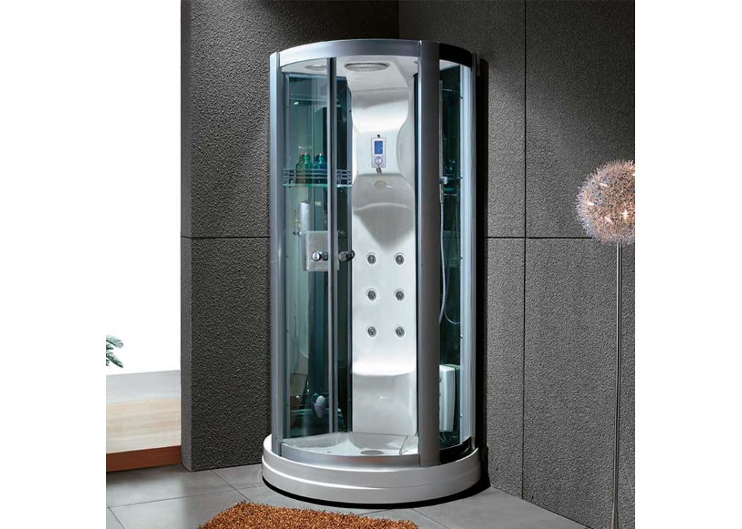 petite cabine de douche int grale calypso petite cabine. Black Bedroom Furniture Sets. Home Design Ideas