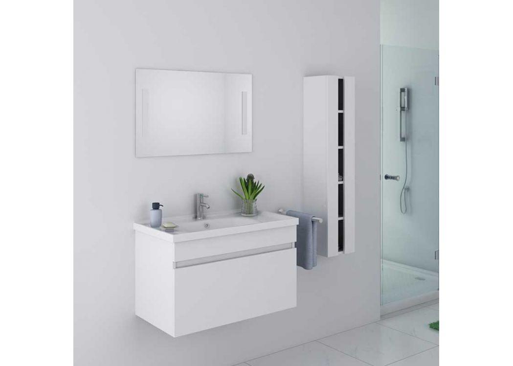Meuble de salle de bain pas cher but armoire salle de - Armoire salle de bain pas cher ...