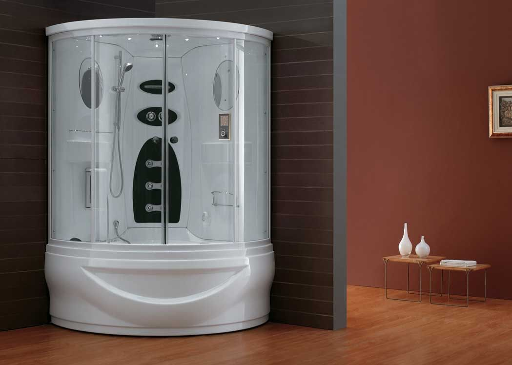 combi douche baignoire avec hydromassage et hammam combi. Black Bedroom Furniture Sets. Home Design Ideas