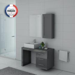 Meubles salle de bain VERONE GT gris taupe