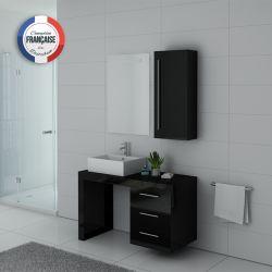 Meubles salle de bain VERONE N noir