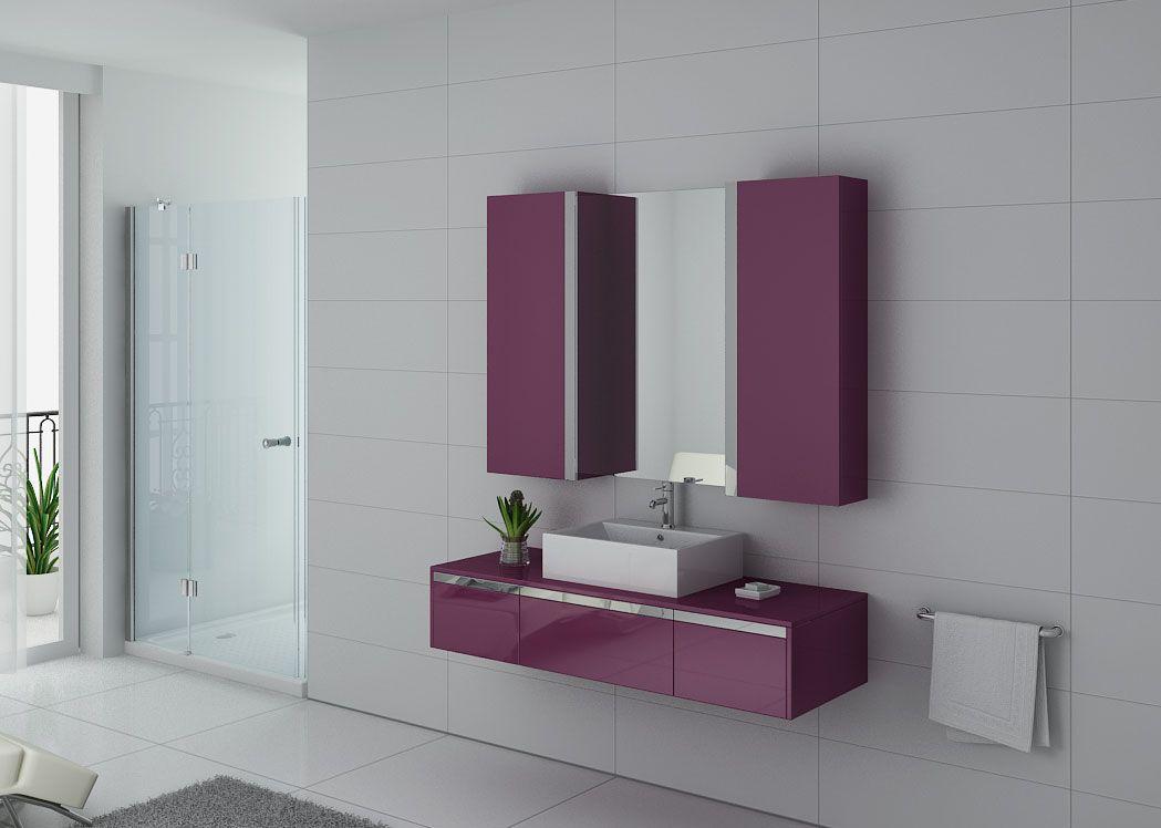 Meuble salle de bain ref dis9650au for Salle bain online