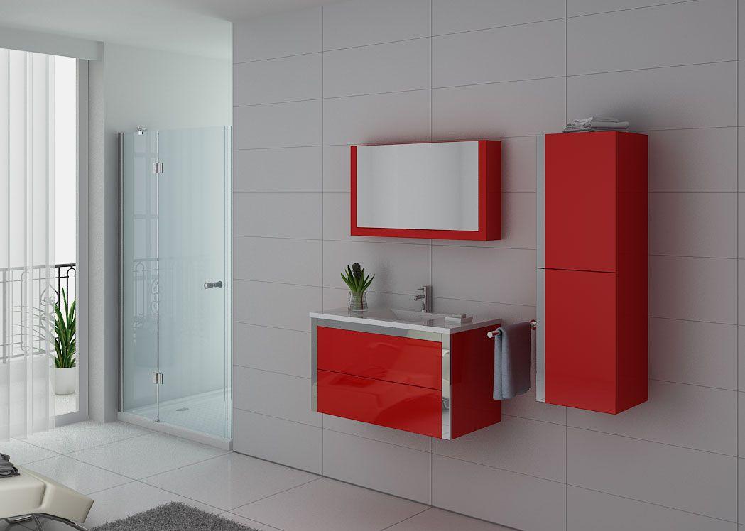 meuble salle de bain ref dis025 900co. Black Bedroom Furniture Sets. Home Design Ideas