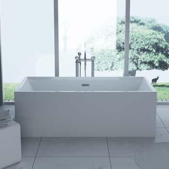 la baignoire lot la grande tendance des salles de bain. Black Bedroom Furniture Sets. Home Design Ideas