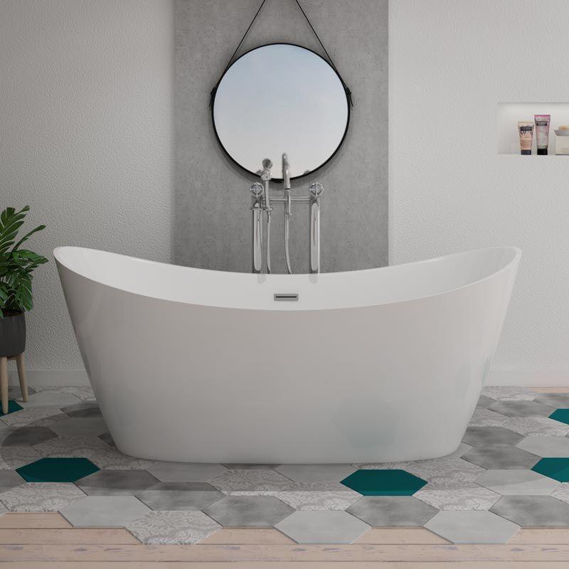 La Baignoire Ilot Est L Element Star Pour Sublimer Votre Salle De Bain