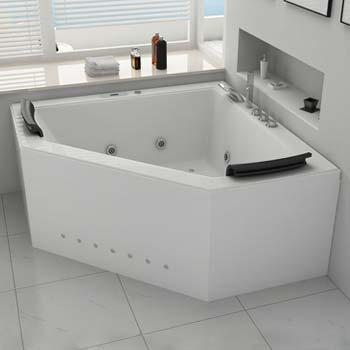 la baignoire baln o et ses options salledebain online. Black Bedroom Furniture Sets. Home Design Ideas