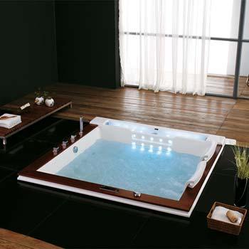 Comment choisir sa baignoire baln o salledebain online - Baignoire balneo encastrable ...