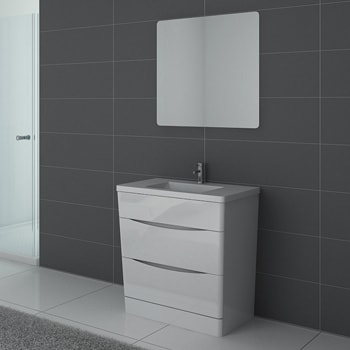 meuble de salle de bain suspendu meuble de salle de bain pos au sol salledebain online. Black Bedroom Furniture Sets. Home Design Ideas