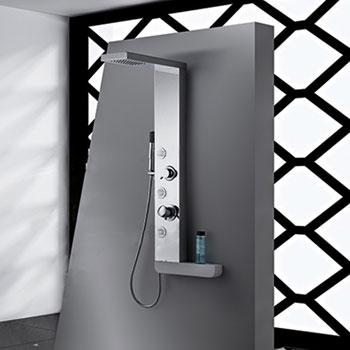 Choisir la colonne de douche id ale comment choisir une colonne de douche salledebain online - Comment choisir sa colonne de douche ...