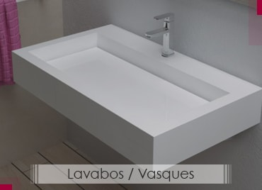 Vasques, lavabos et laves mains