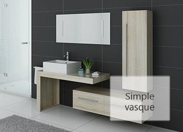 meuble salle de bain pas cher cabine de salles bain bois salledebain