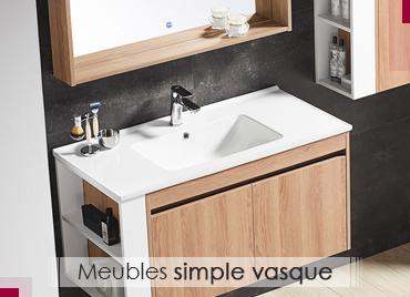 Meubles De Salle Bain Double Vasque
