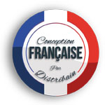 Conception francaise par Distribain